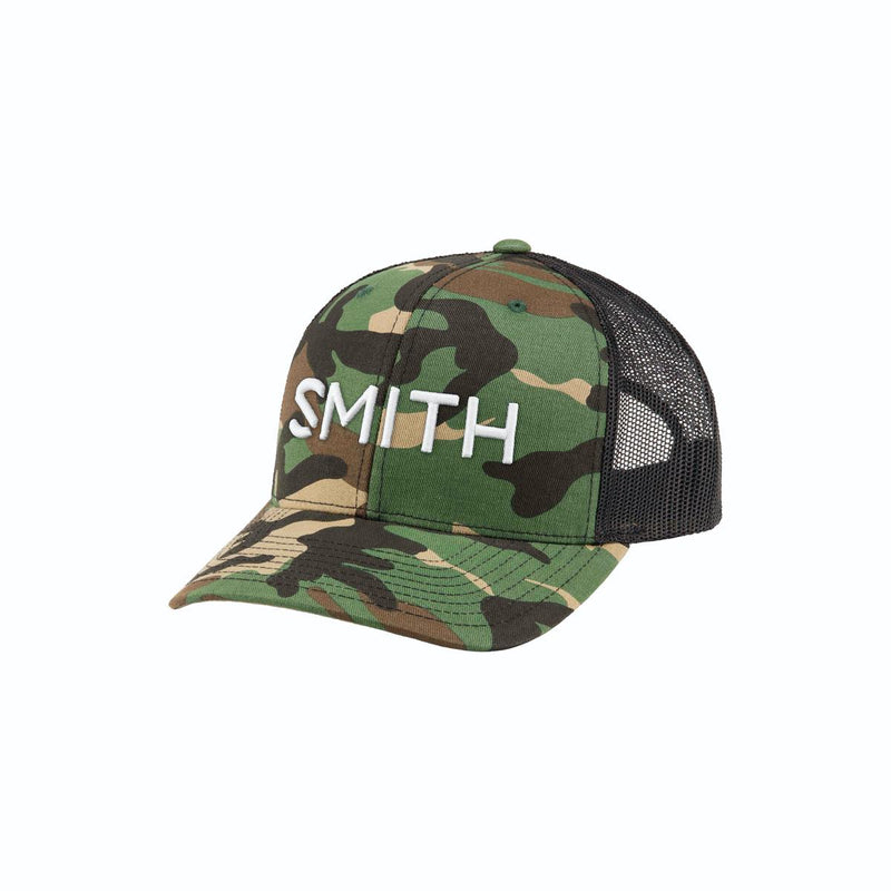 Gorro Smith Quest Camo OS - Aqua Zone