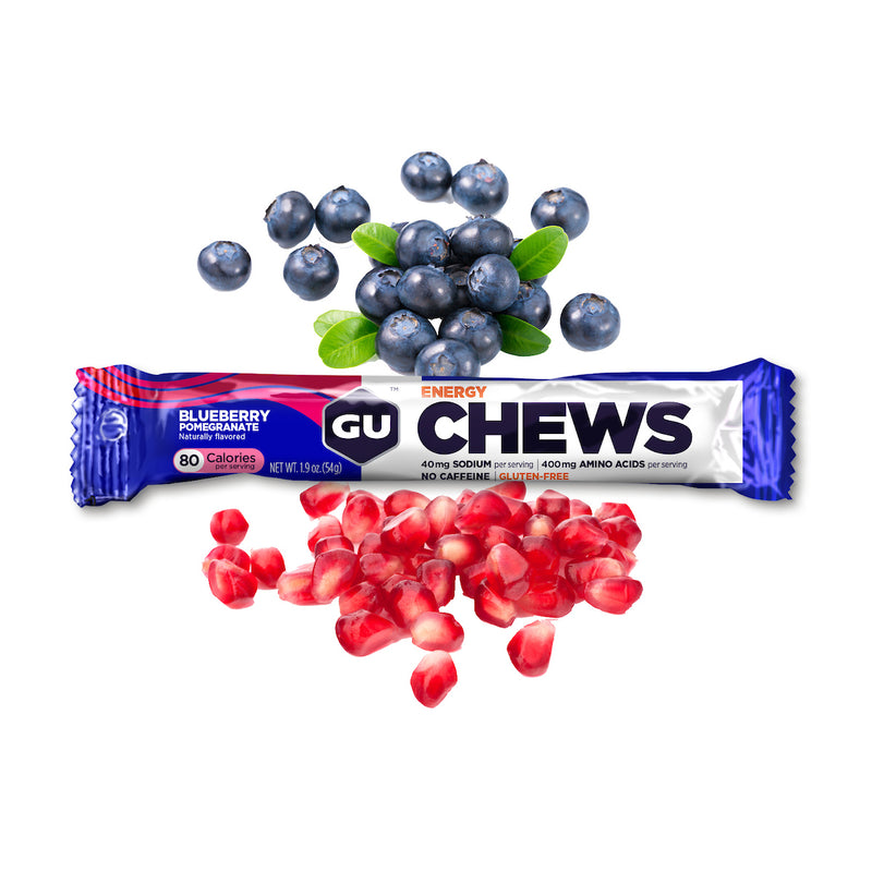 Gomitas GU Chews Blueberry - Aqua Zone