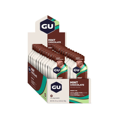 Gel GU energy Menta chocolate - Aqua Zone