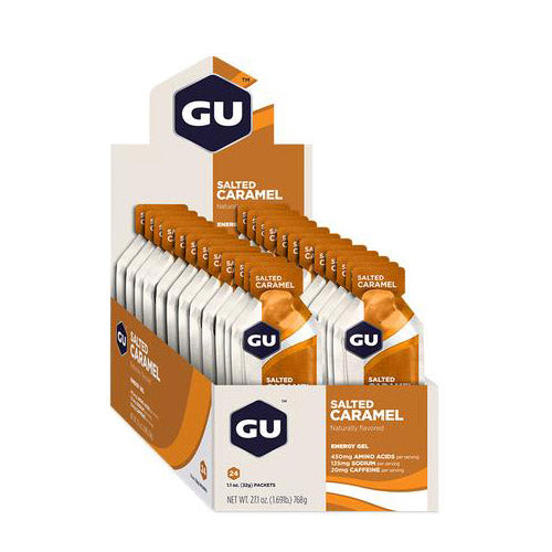 Gel GU Energy Caramelo - Aqua Zone