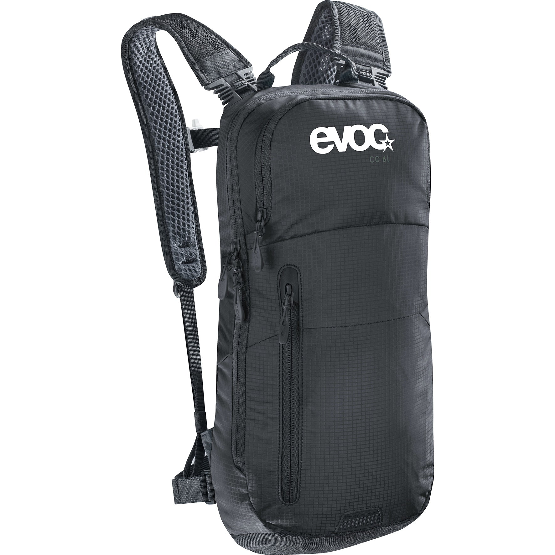 Mochila Evoc Cc 6l+2l Bladder Black