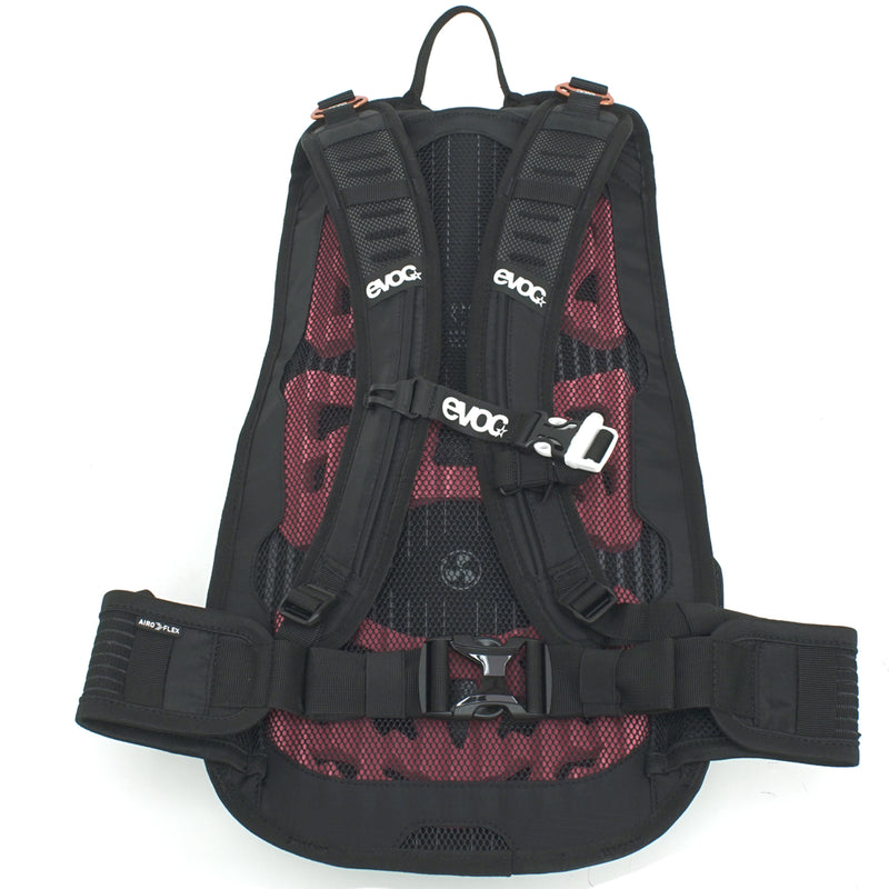 Mochila Evoc Stage12i Team Bk/White