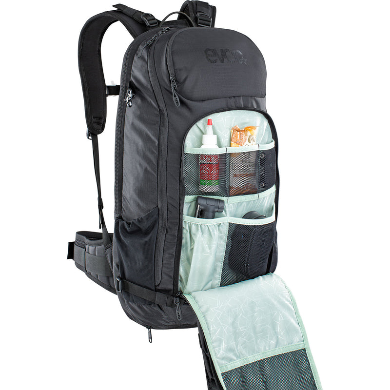 Mochila Evoc Fr Trail E-Ride Black M/L