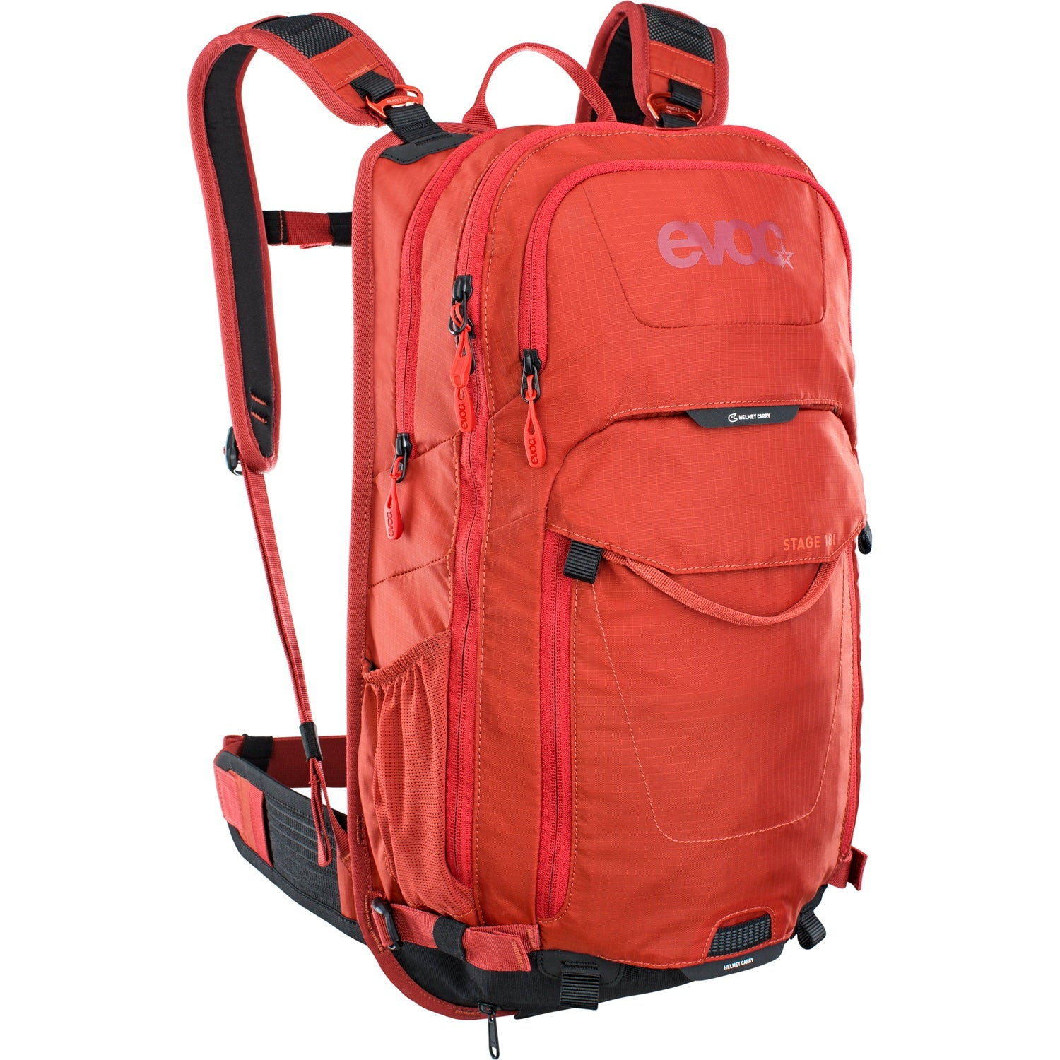 Mochila Evoc Stage18i Chili Red