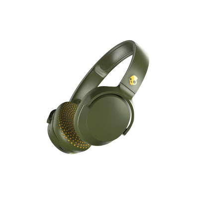 Audifonos Skullcandy Riff Wireless On-Ear Moss/Olive - Aqua Zone