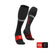 Nuevo Full Socks Run Negro Compressport - Aqua Zone