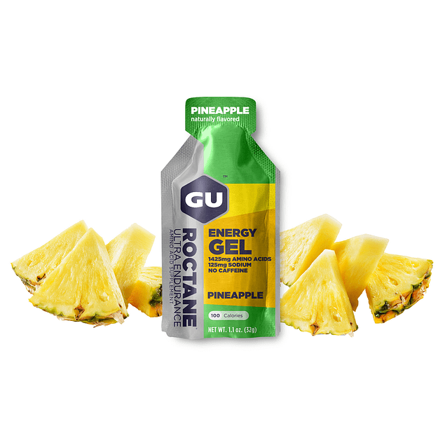 Gel GU energy Roctane Pineapple - Aqua Zone