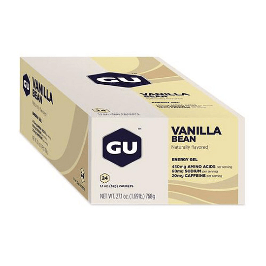 Gel GU energy Vanilla Bean - Aqua Zone