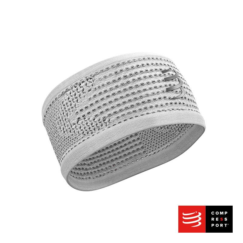 Nuevo Headband On/Off Compressport Blanco - Aqua Zone