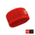 Nuevo Headband On/Off Compressport Rojo - Aqua Zone