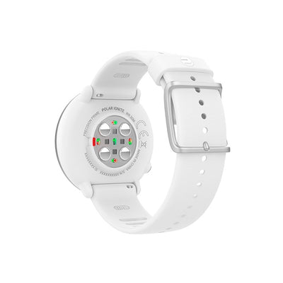 Reloj Polar Ignite Blanco - Aqua Zone