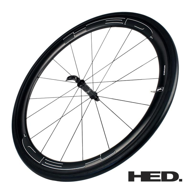 Rueda Jet Plus Black 4 - Delantera - Clincher