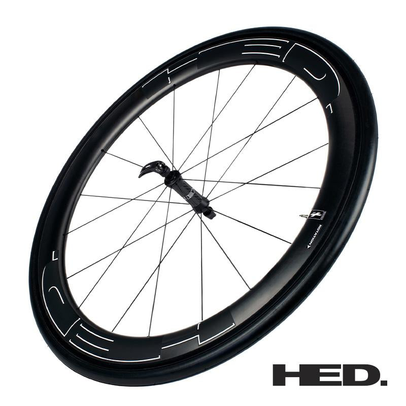 Jet Plus Black 6 - Delantera - Clincher
