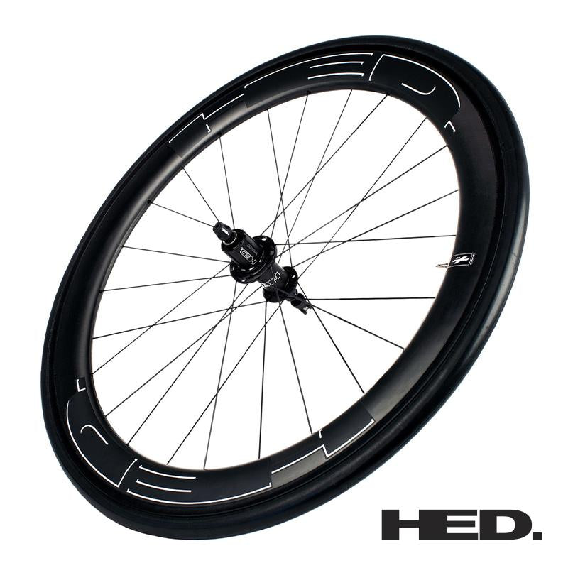 Jet Plus Black 6 - Trasera - Clincher