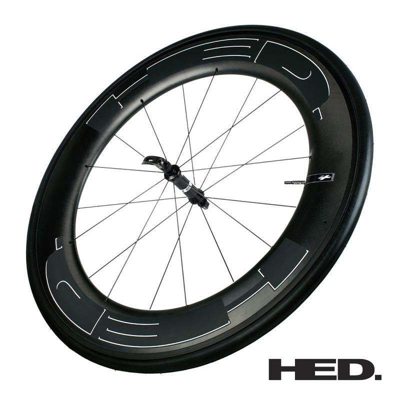 Jet Plus Black 9 - Delantera - Clincher