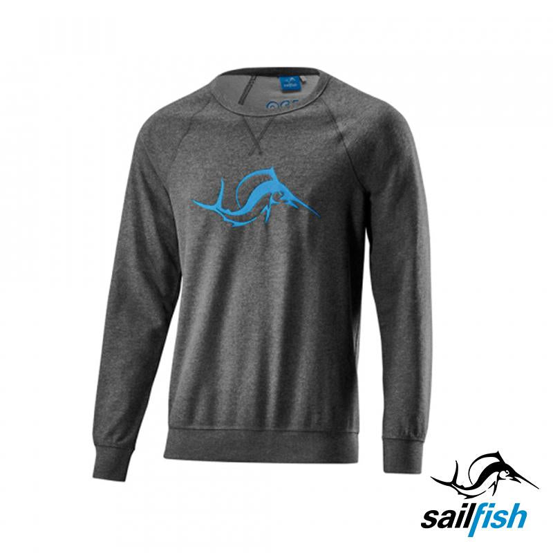 Sweater Hombre Sailfish - Aqua Zone