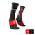 Nuevo Ultra Trail Sock Negro Compressport - Aqua Zone