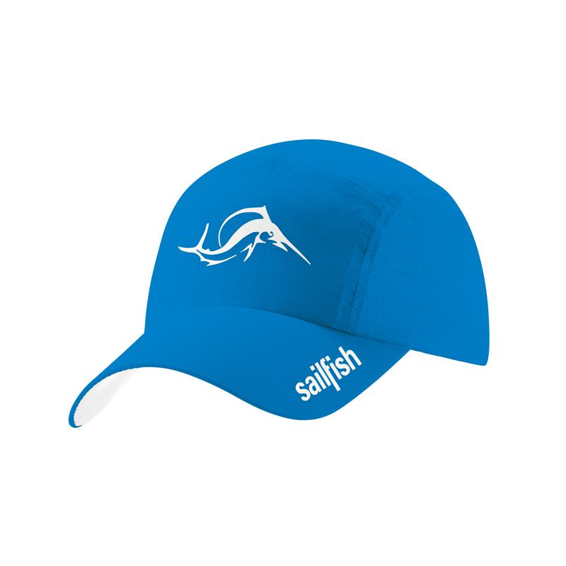 Running Cap Azul Sailfish - Aqua Zone
