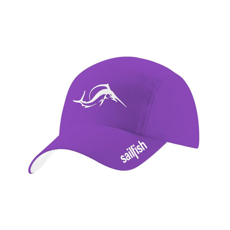 Running Cap Berry Sailfish - Aqua Zone