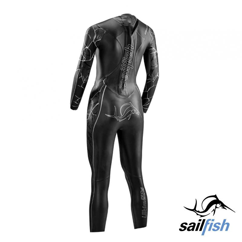 Traje de Neopreno para Mujer Ultimate IPS Plus Sailfish - Aqua Zone