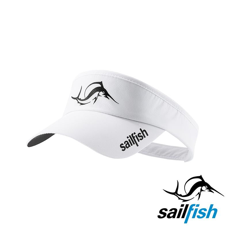 Visera v2 Blanca Sailfish - Aqua Zone