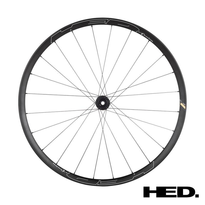 Set de Ruedas Eroica GA Performance HED Cycling