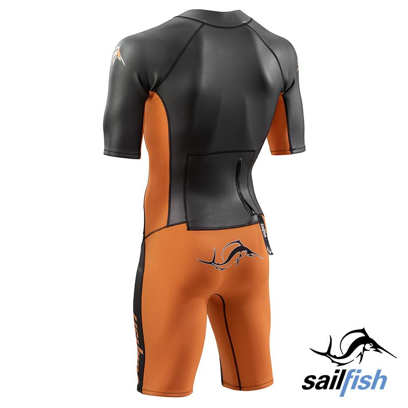 Traje Neopreno SwimRun Light - Aqua Zone