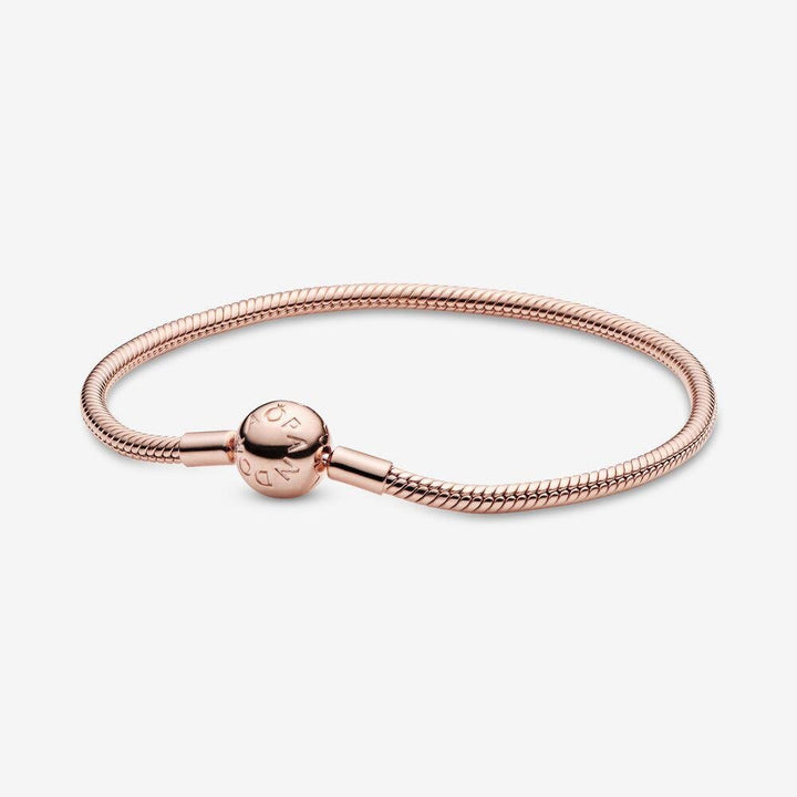 Pandora Moments Snake Chain Bracelet 780728 - Giorgio Conti Jewelers