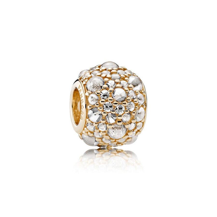 Shimmering Droplets, Clear CZ - Giorgio Conti Jewelers