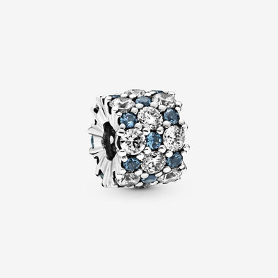 Blue & Clear Sparkle, Blue Crystal & Clear CZ 798487C02 - Giorgio Conti Jewelers