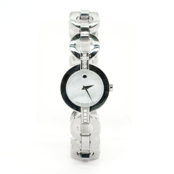 Movado Belamoda Quartz Ladies Watch - Giorgio Conti Jewelers