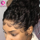 Brazilian Curly Lace Pre Plucked With Baby Hair Glueless
