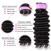 Deep Wave Bundles with Frontal