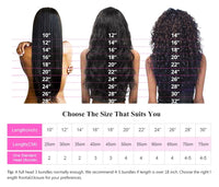 Peruvian Straight Hair Human Hair 3 Bundles Deal