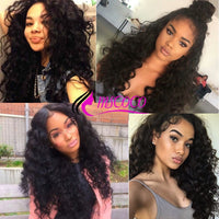 Loose Deep Wave 3 Bundles With Closure