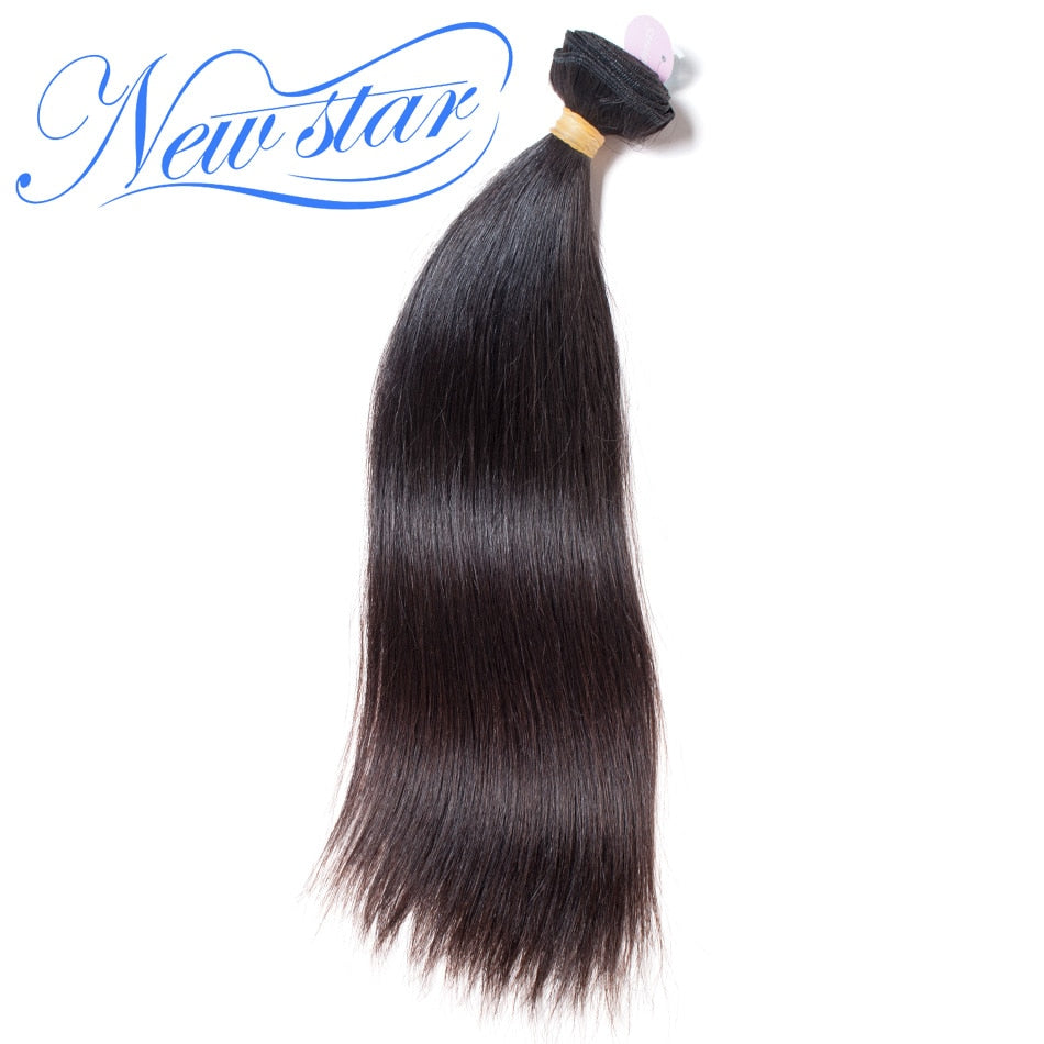 Brazilian Straight Virgin Hair 1/3/4 Bundles