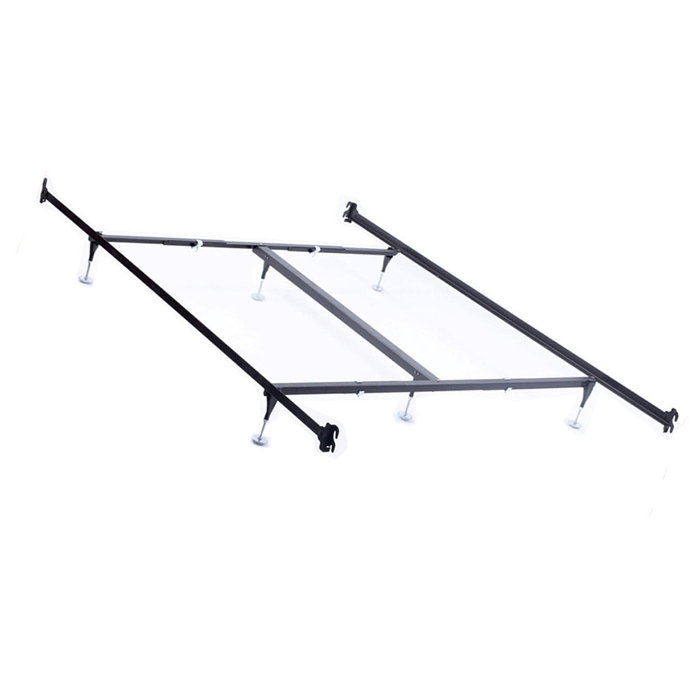 Hollywood Hook-on Bed Frame with Center Support