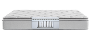 Beautyrest - BR800 Plush Euro Top Mattress