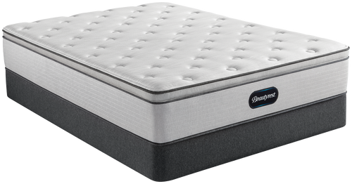 Beautyrest - BR800 Plush Pillow Top Mattress