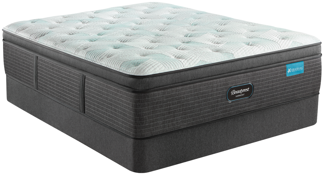 Beautyrest - Harmony Emerald Bay Series - Ultra Plush Pillow Top Mattress