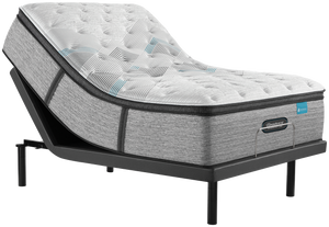 Beautyrest - Harmony Lux Carbon Series - Cushion Firm Pillow Top Mattress