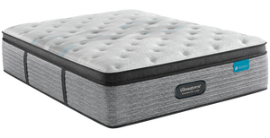 Beautyrest - Harmony Lux Carbon Series - Plush Pillow Top Mattress