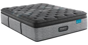 Beautyrest - Harmony Lux Diamond Series - Cushion Firm Pillow Top Mattress