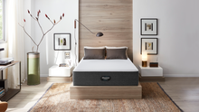 Load image into Gallery viewer, Beautyrest Hybrid - BRX1000-C Plush Mattress