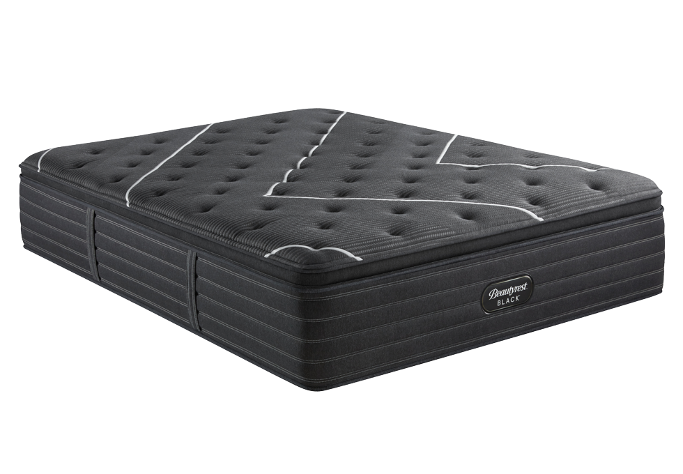 Beautyrest Black - C-CLASS Plush Pillow Top Mattress - Floor Model Closeout - Queen