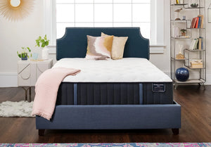 Stearns & Foster - Estate Collection - The Hurston - Luxury Cushion Firm Mattress