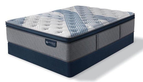 iComfort Hybrid - Blue Fusion 5000 Cushion Firm Pillow Top Mattress