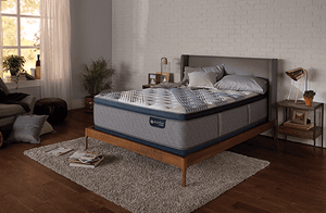 iComfort Hybrid - Blue Fusion 1000 Plush Pillow Top Mattress