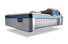 Load image into Gallery viewer, iComfort Hybrid - Blue Fusion 1000 Plush Pillow Top Mattress