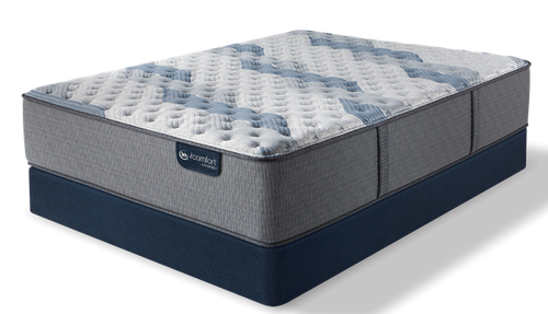 iComfort Hybrid - Blue Fusion 500 Extra Firm Mattress - Floor Model Closeout - Queen